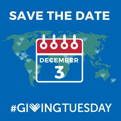 Mark Your Calendars for Parsons Giving Tuesday 2019 Event!